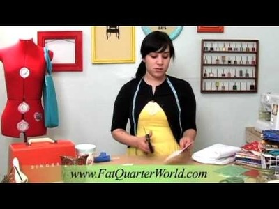Fat Quarter World and The Fabric Fortune Cookie