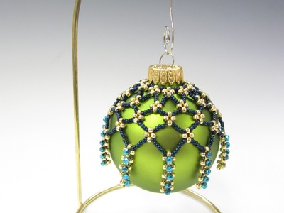 FREE Project: Starry Night Ornament Cover