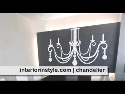 How to decorate your rooms with removable room art - interiorinstyle.com
