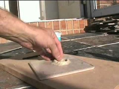 How to Drill a Hole in Ceramic, Porcelain, Clay, or Glass Tile