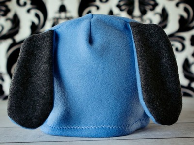How to make a Hat with Puppy Ears