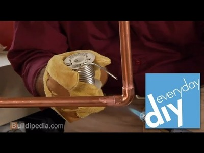 How to Solder Copper Pipe -- Buildipedia DIY