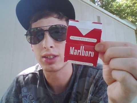 How to transform a cigarette pack into a shirt