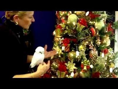 Interior Designer | Christmas Tree Ornament Tips and Tricks