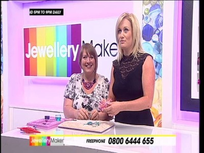 Jewellery Maker Master Class with Laura