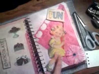Junk journal and how 2 add to it!