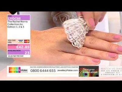 Learn How to Make Wirework Jewellery with Rachel Norris [Tutorial]: Jewellery Maker DI 28.08.14