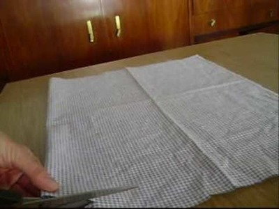 Lesson 8 - How to Make a Tote Bag