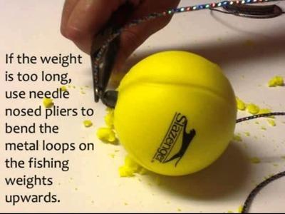 Making Basic Poi For Veils