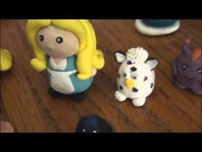 My Polymer Clay Creations! [[Updated 100s of items!]]