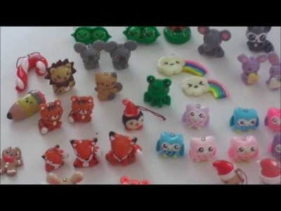 Polymer Clay Charms - aCupOfCakeTV Recreations