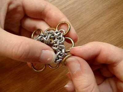SnowStorm Chainmaille Tutorial Part 3