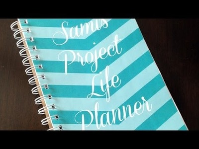 SP Episode 351: 5 Ways to Make a Project Life Planner Notebook