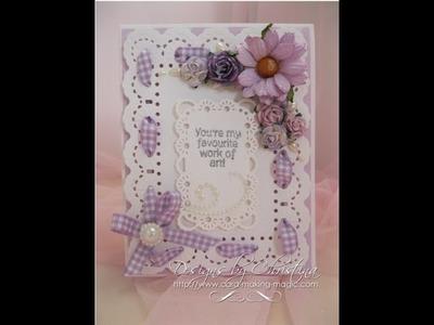 Spellbinders A2 Floral Ribbon Threader (card-making-magic.com)