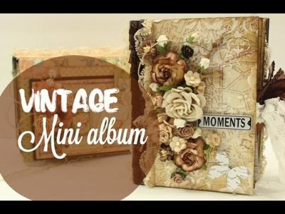 Vintage Mini Album Project Share !