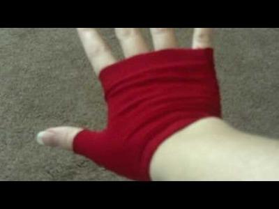 100 Days of Cosplay Ep. 9 - Fingerless Glove