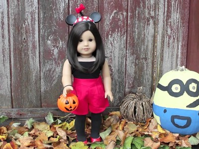 American Girl Doll Halloween Costumes 2013!