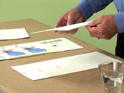 Arches Printmaking Papers & How to Evaluate Your Paper