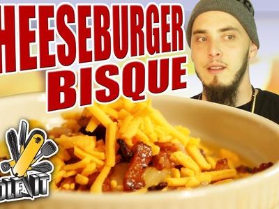 Cheeseburger Bisque - Handle It