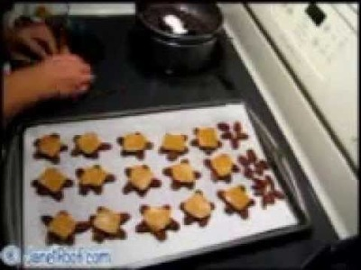 Chocolate Candy Recipes Vol-1 Time Lapse Turtles Clusters Bark