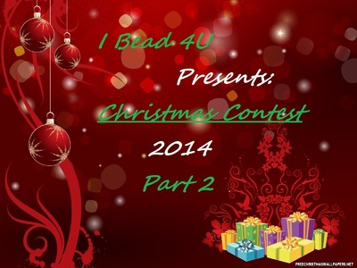 Christmas Contest 2014 (Part 2) (CLOSED)