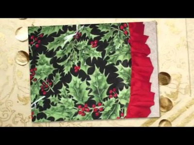 Christmas Tree Skirts 2011