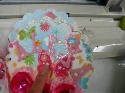 Cricut Baby Mini Album Tutorial and Kits Available Cricut Storybook Cricut New Arrival
