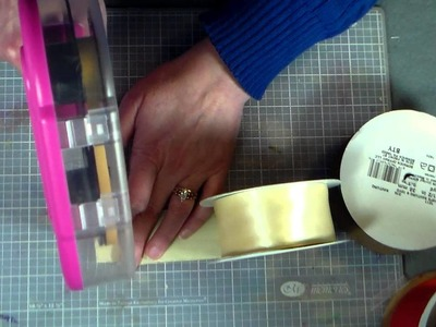 Cure For Out of Control Ribbon Rolls!