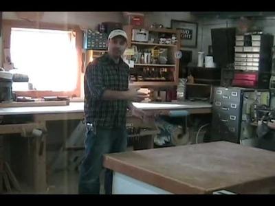 Custom Kitchen Cabinets Shop Tour Part 2
