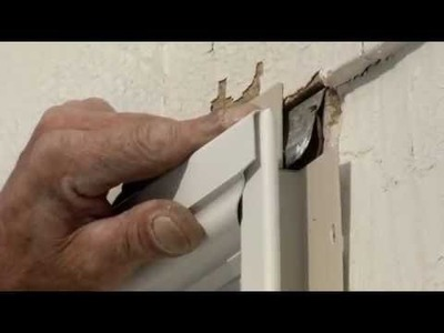 Double Snap Vinyl Trim Window Molding Template Installation Tips and Tricks