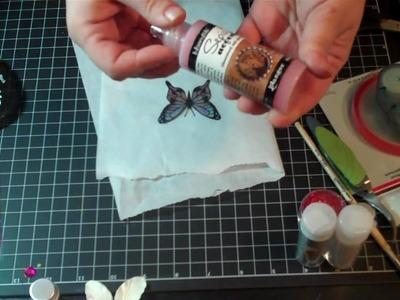 Fantasy Film Butterfly Tutorial