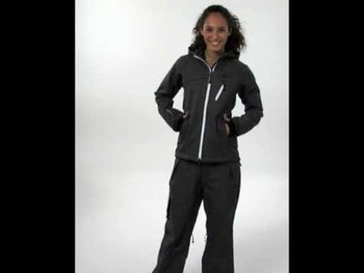 Five Womens Chronic Weave Jacket and Ash Weave Pant - www.simplypiste.com