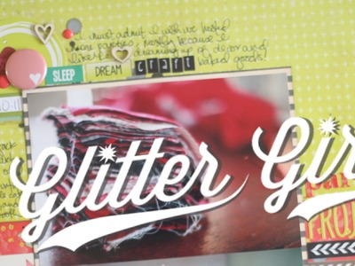 Glitter Girl Adventure 090: Clusters without Complexity (Two Peas in a Bucket)