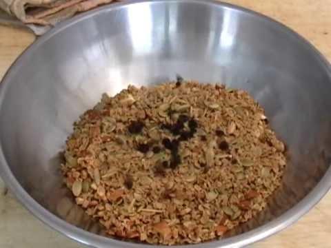 Granola Recipe - How to Make Granola