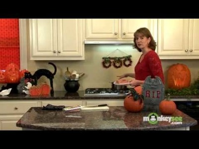 Halloween Treats - How to Make Bloody Worms