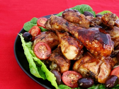 How to Barbecue Chicken in the Oven - The Frugal Chef