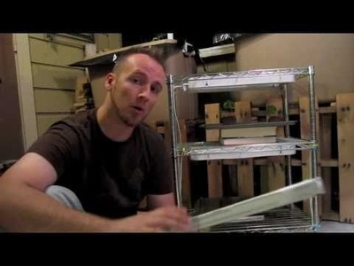 How To Build An Easy To Build Grow Light System For Seed Starting