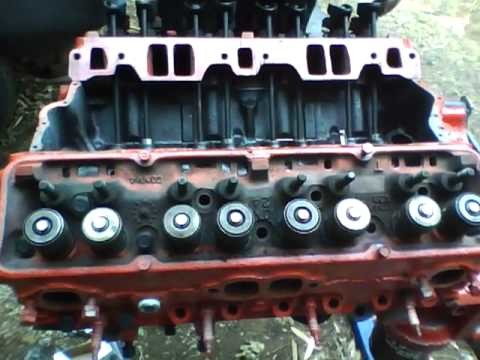 How to Install Timing Chain and Heads -Rebuild Engine DIY