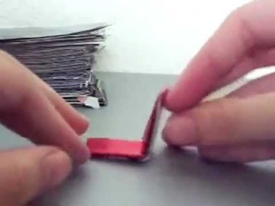 How To Make A Candy Wrapper Bag: Part 1