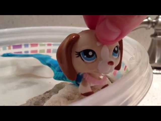 How To Make A Littlest Pet Shop Mermaid Tail