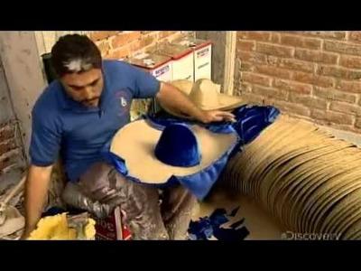 How to make Decorative Sombreros {www downloadshiva com}