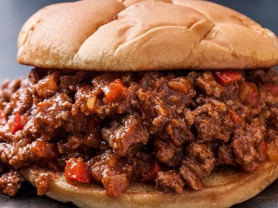 How to Make Easy Sloppy Joes - The Easiest Way