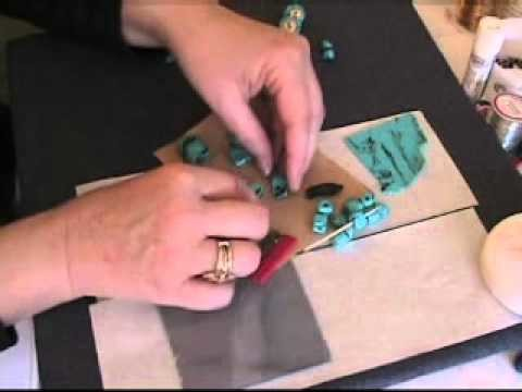 How to Make Faux Turquoise with Polymer Clay