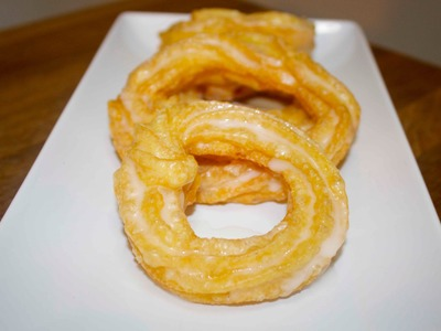 How to Make French Crullers - Cooked by Julie - Episode 55