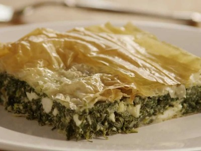 How to Make Spanakopita