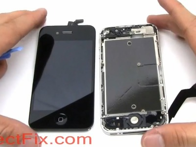 How To: Replace iPhone 4S Screen | DirectFix.com