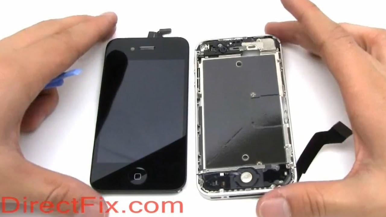 How To: Replace iPhone 4S Screen, DirectFix.com