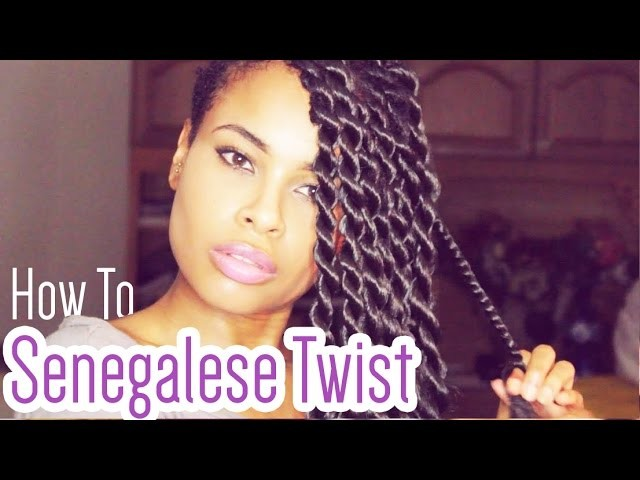 How-to Senegalese Twists like a Pro!