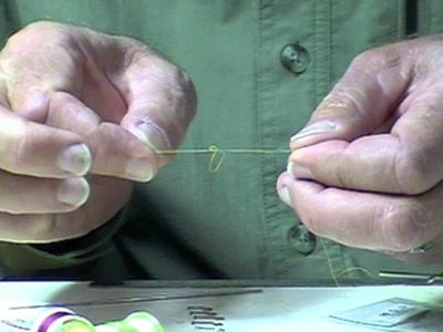 How to use Pearsals Gossomer Silk Thread