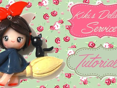 Kiki's Delivery Service | Polymer Clay Tutorial